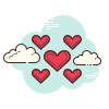 icon-romantic-flight-hearts
