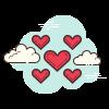 icon-romantic-flight-hearts
