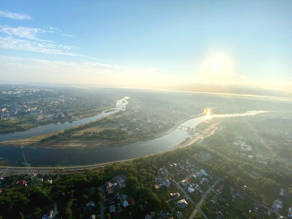 kaunas-morning-balloon-flight
